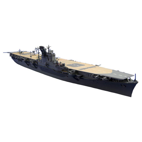 Fujimi TOKU 94EX-1 IJN Aircraft Carrier Hiyo (1944) SP Ver. (w/ Ship Bottom Display Stand) 1/700 scale kit