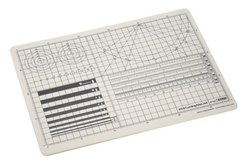 Wave Hobby Tool HT105 Cutting Mat A4 (Low Tack Type)
