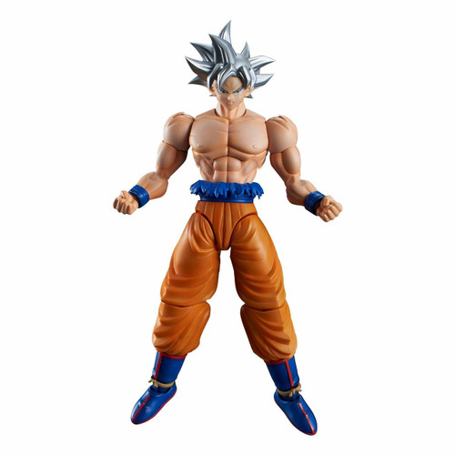 Bandai Figure-Rise Standard Son Goku (Ultra Instinct) Plastic Model Kit