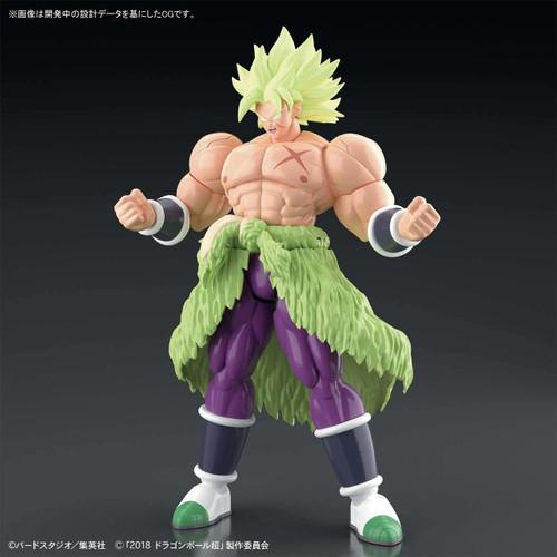 Bandai Figure-Rise Dragon Ball Super Sayian Broly Full Power Model Kit