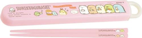 San-X Sumikko Gurashi Caf? Chopstick & Case KY61101 TJO