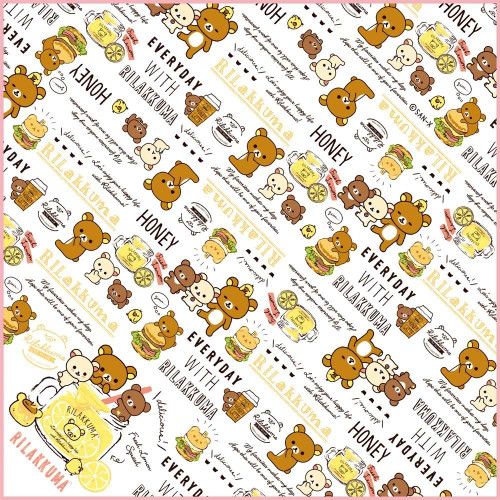 San-X Rilakkuma Lunch Cloth CH41201 TJO