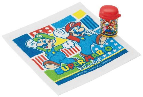 Skater Super Mario Towel & Case Set TJO