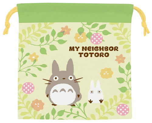 Skater My Neighbor Totoro Drawstring Bag TJO