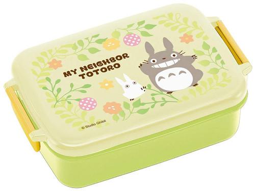 Skater My Neighbor Totoro Lunch Box 2018 Square 450ml TJO