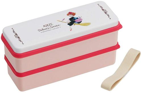 Skater Kiki's Delivery Service KIKI Two-tier Lunch Box 630ml  TJO