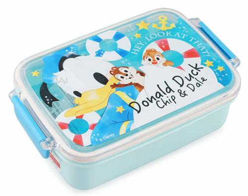 Skater Lunch Box Disney Donald & Chip & Dale 450ml TJO