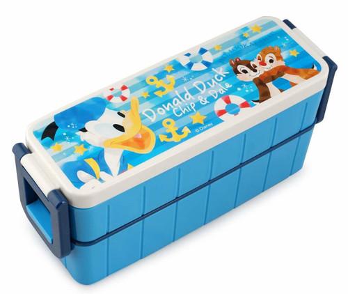 Skater Lunch Box Disney Donald & Chip & Dale 630ml TJO