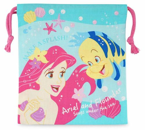 Skater Drawstring Bag Disney Ariel  TJO