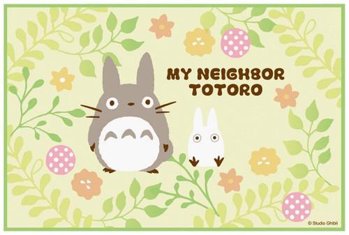 Skater Picnic Sheet My Neighbor Totoro Plants TJO