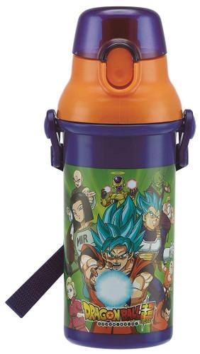 Skater Water Bottle 480ml Dragon Ball Super TJO