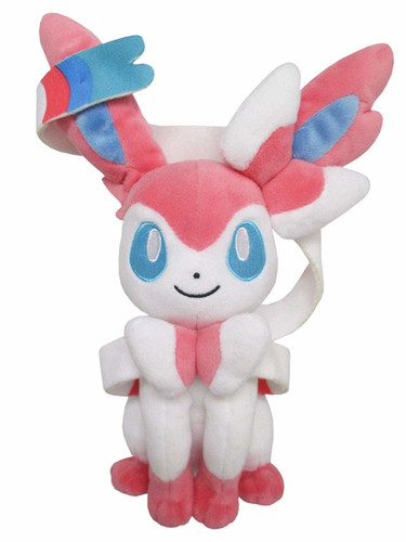 San-ei Plush Doll Pokemon All Star Collection PP125 Sylveon S