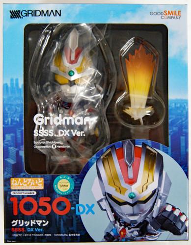 Good Smile Nendoroid 1050-DX Gridman: SSSS. DX Ver. (SSSS.GRIDMAN)