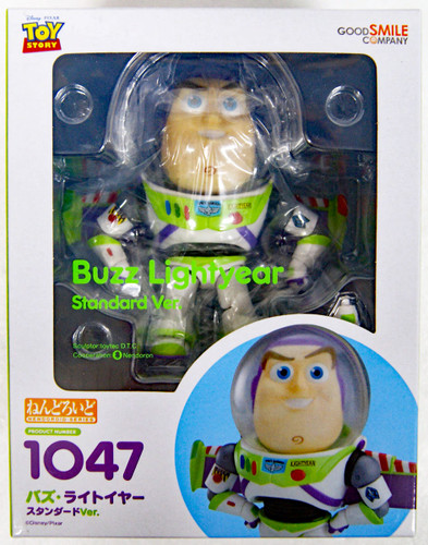Good Smile Nendoroid 1047 Buzz Lightyear: Standard Ver. (Toy Story)