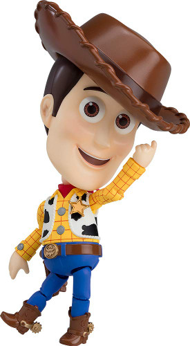 Good Smile Nendoroid 1046 Woody: Standard Ver. (Toy Story)