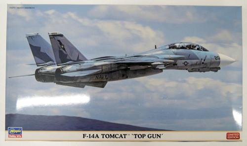 Hasegawa 02293 F-14A Tomcat Top Gun 1/72 scale kit