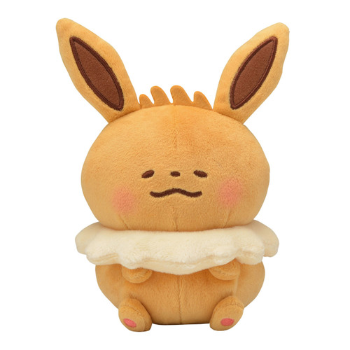 Pokemon Center Original Plush Doll Yurutto Eevee 1215