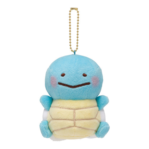 Pokemon Center Original Mascot Yurutto Squirtle (Zenigame) 1215
