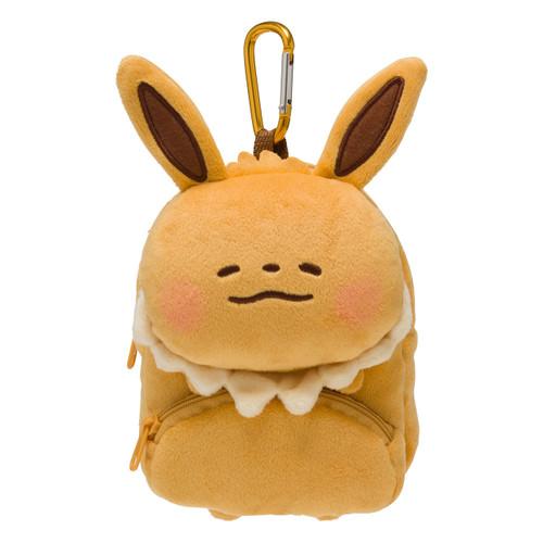 Pokemon Center Original Mini Backpack-shaped Pouch Yurutto Eevee 1215