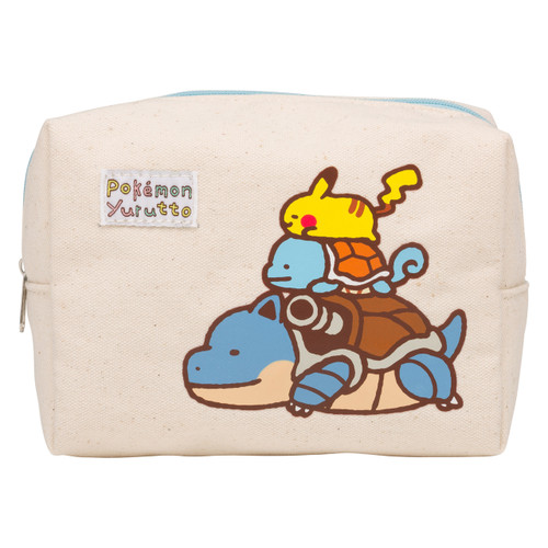 Pokemon Center Original Pouch Yurutto Squirtle (Zenigame) 1215