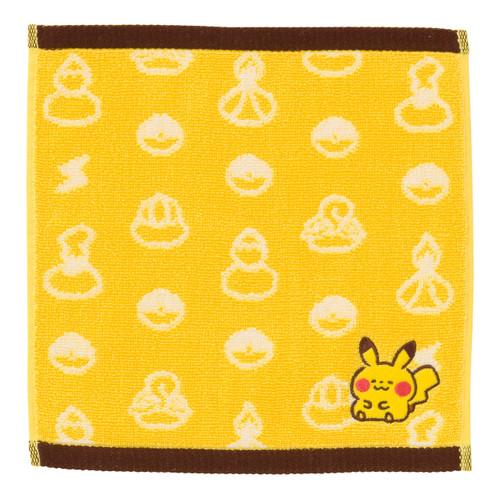 Pokemon Center Original Hand Towel Yurutto Pikachu 2 1215