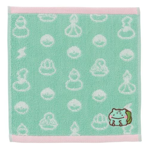 Pokemon Center Original Hand Towel Yurutto Bulbasaur (Fushigidane) 1215