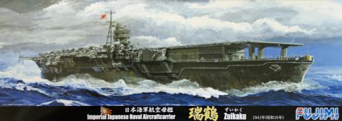 Fujimi TOKU-62 IJN Imperial Japanese Aircraft Carrier Zuikaku 1941 1/700 Scale Kit 430539