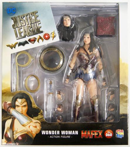 Medicom MAFEX 060 Wonder Woman Figure (Justice League)