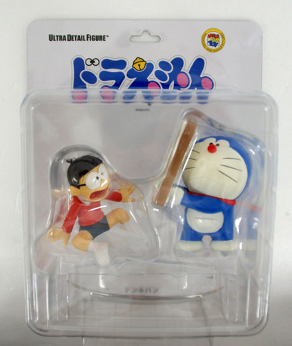 Medicom UDF-442 Ultra Detail Figure Fujiko F. Fujio Series 12 Learning Toast (Doraemon)