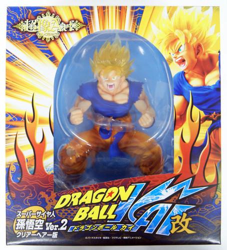 Medicos Super Figure Art Collection Dragon Ball Kai Super Saiyan Son Goku Ver. 2