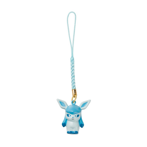 Pokemon Center Original Bell Charm Leafeon 1222