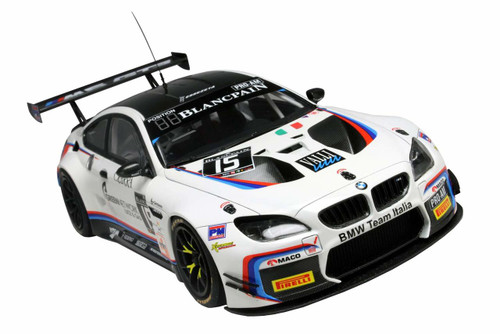 Platz PN24003 NuNu Racing Series BMW M6 GT3 2016 GT Series Europe Monza 1/24 Scale Kit