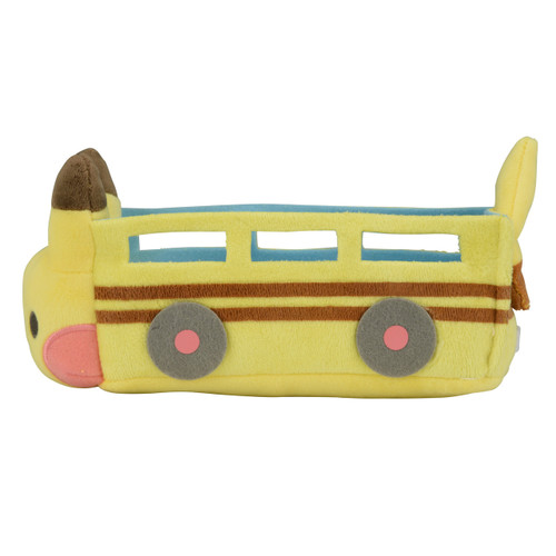 Pokemon Center Original Pokemon Dolls House Pikachu Bus 0101