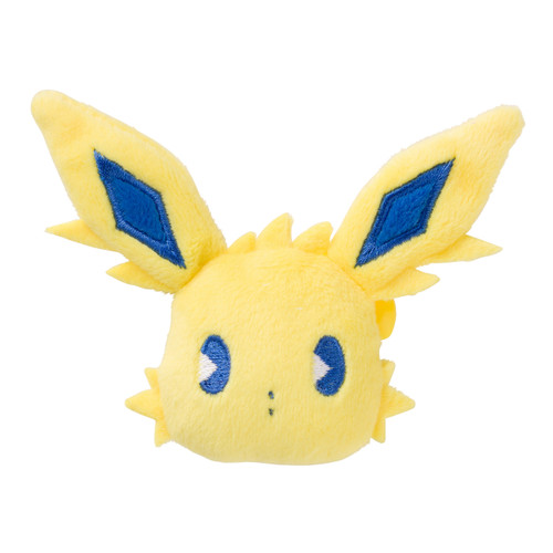 Pokemon Center Original Face Badge Mix au Lait Jolteon 0101