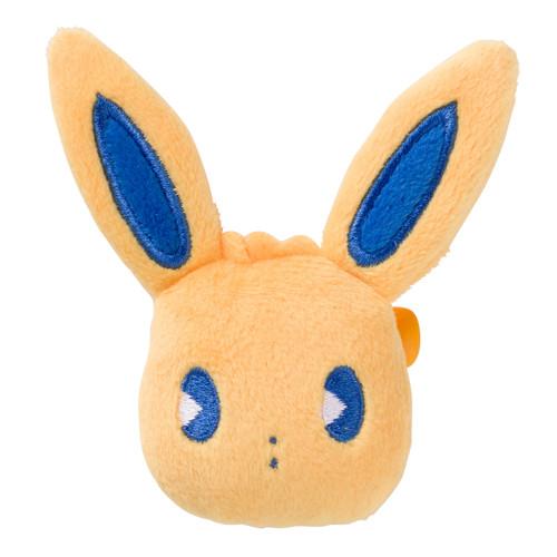 Pokemon Center Original Face Badge Mix au Lait Eevee 0101