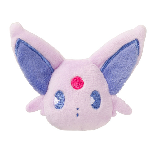 Pokemon Center Original Face Badge Mix au Lait Espeon 0101