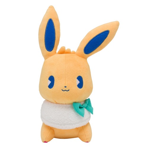 Pokemon Center Original Plush Doll Saiko Soda Eevee 0101