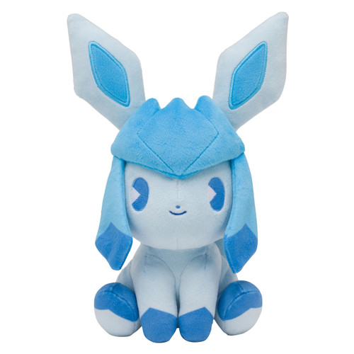 Pokemon Center Original Plush Doll Mix au Lait Glaceon 0101