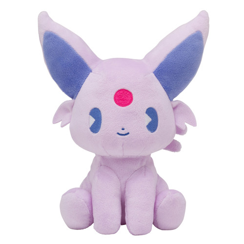 Pokemon Center Original Plush Doll Mix au Lait Espeon 0101