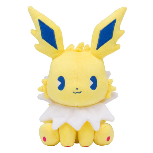 Pokemon Center Original Plush Doll Mix au Lait Jolteon 0101