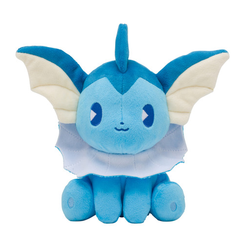 Pokemon Center Original Plush Doll Mix au Lait Vaporeon 0101