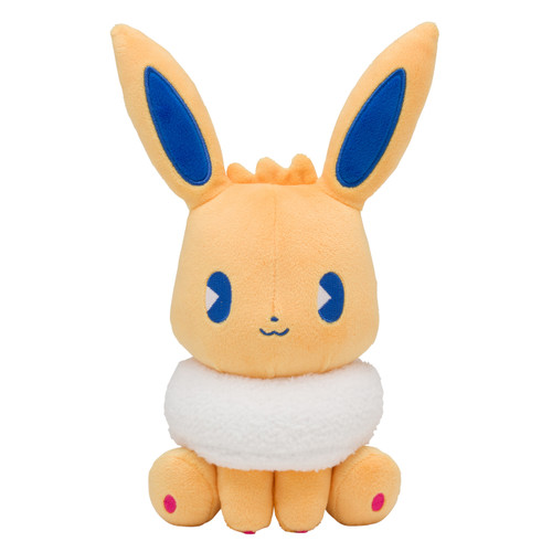 Pokemon Center Original Plush Doll Mix au Lait Eevee 0101
