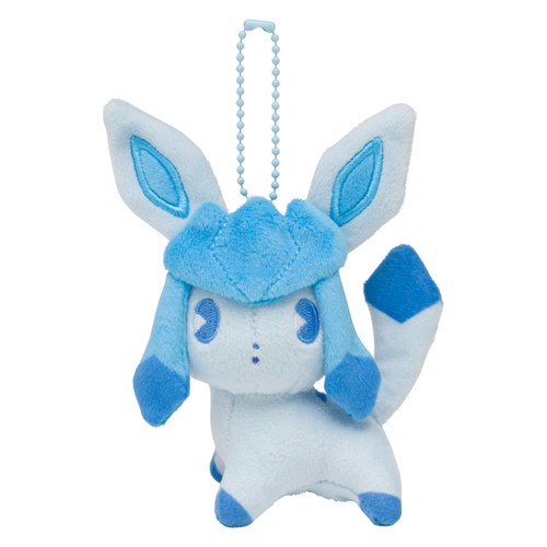 Pokemon Center Original Mascot Mix au Lait Glaceon 0101