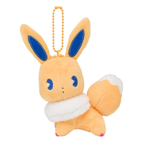 Pokemon Center Original Mascot Mix au Lait Eevee 0101