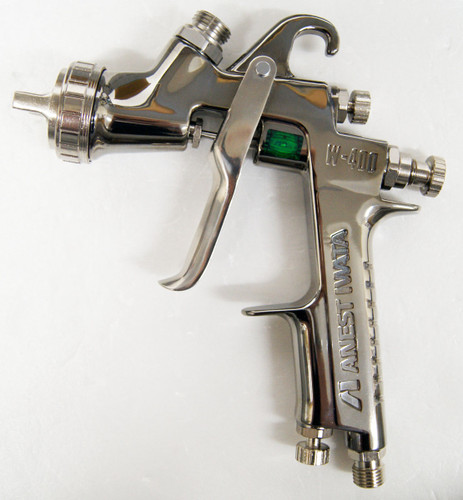 Anest Iwata W-400-182G Center Cup Gravity Spray Gun 1.8mm (Cup sold Separately)