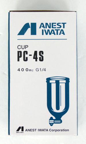 Anest Iwata PC-4S Cup 400ml for LPH-50,LPH-101,W-50,W-101,W-61,W-71,RG-3L
