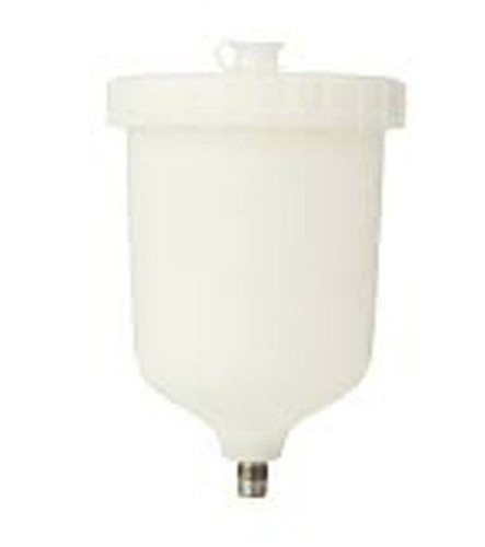 Anest Iwata PC-G600P-2 Plastic Gravity Cup 600ml for LPH-300, W-300, W-300WB