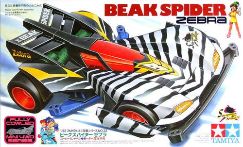 Tamiya 19422 Beak Spider Zebra 1/32