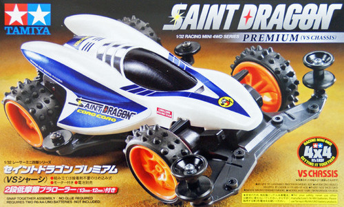 Tamiya 18071 Mini 4WD Saint Dragon Premium (VS Chassis) 1/32