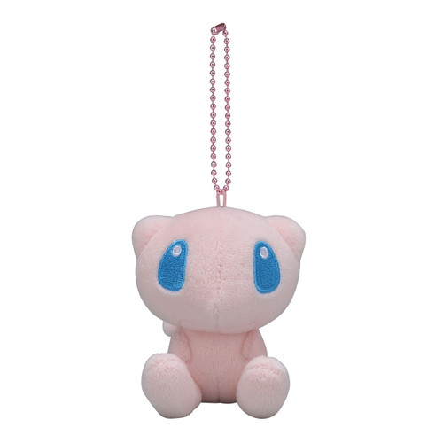 Pokemon Center Original Mocchiri Mascot Pokemon Dolls Mew 0101